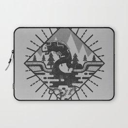 Monster Oil Laptop Sleeve