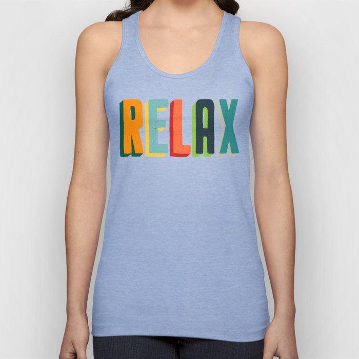 Relax Unisex Tanktop