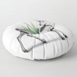 Whitetail Buck Floor Pillow