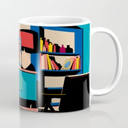 Talking Heads - This Must Be The Place Coffee Mug