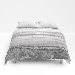 Serenity 2 B&W Comforters