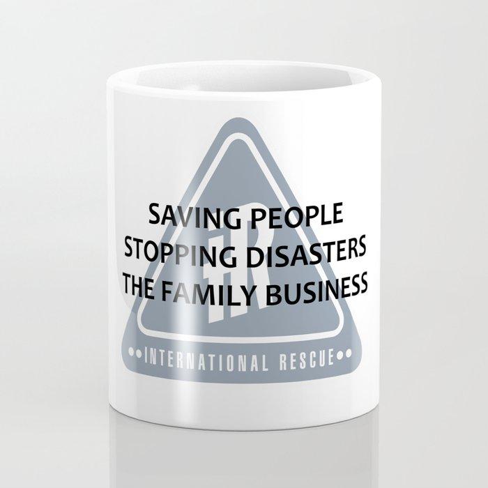 The Family Business Coffee Mug