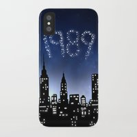 1989 iPhone & iPod Cases featuring 1989- Commission by Devanshi