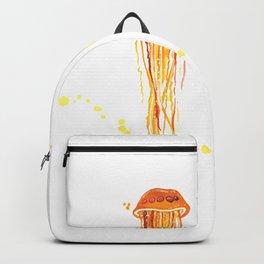 Tangerine Squishy Backpack
