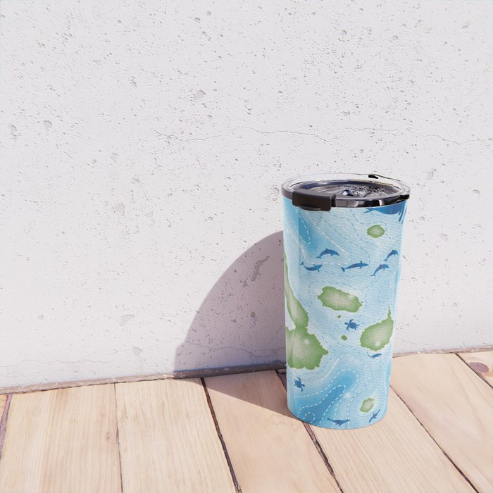 Enchanted Islands Travel Mug