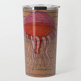 Lion's Mane Jelly Travel Mug