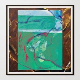 Velvet tops Canvas Print