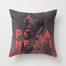 Pola Negri Throw Pillow