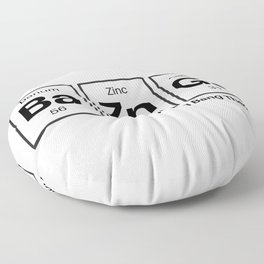 Bazinga Floor Pillow