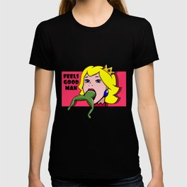 Feels Good Man T-shirt