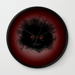 Lil monster Wall Clock