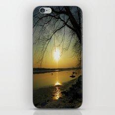 The Sun Goes Down iPhone & iPod Skin
