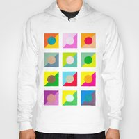 watercolour Hoodies featuring WaterColour by VentureDesign