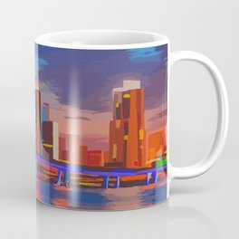 Miami Evening Coffee Mug
