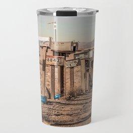 Letter boxes Travel Mug