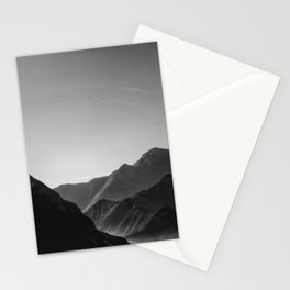 Mountain ll Stationery Cards