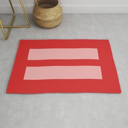 Equal Love #1 Rug