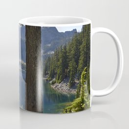 Alpine Paradise Coffee Mug