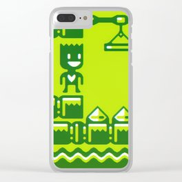 Game Boy Clear iPhone Case