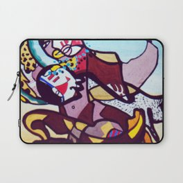 Witch Doctor       by Kay Lipton Laptop Sleeve