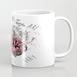 Fake You Out Coffee Mug