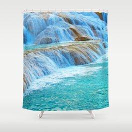 Aguazul Shower Curtain