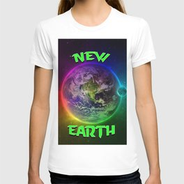 New Earth T-shirt
