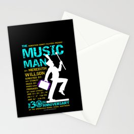 The Music Man Stationery Cards