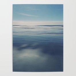 Atlantic Blue Poster