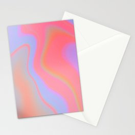 Glacial Pace Stationery Cards