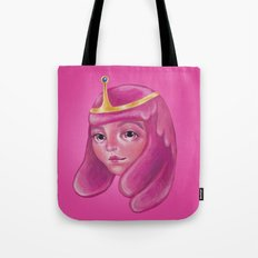 A Young Bubblegum Tote Bag