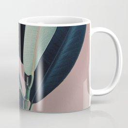 Ficus elastica - berry Coffee Mug