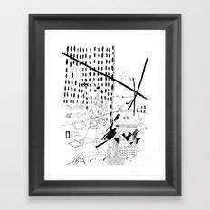 des25 Framed Art Print