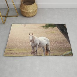The Spotted Horse Rug