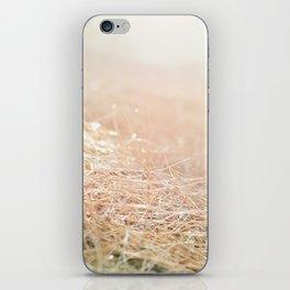 Pure light iPhone Skin