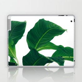 Green Leafs (Color) Laptop & iPad Skin
