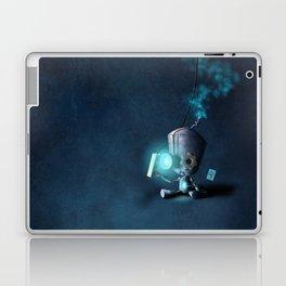 Glow Robot Laptop & iPad Skin