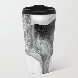 Abyssinian Metal Travel Mug