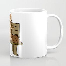 Puddy Cat Coffee Mug