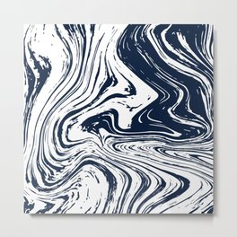 Liquid Metal Print