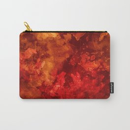 Sandy Crab Carry-All Pouch
