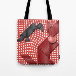 Crow&Fox Tangram Tote Bag