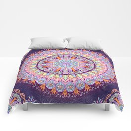 Galactic Alignment Comforters