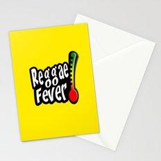 Reggae Fever Stationery Cards