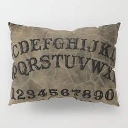 Ouija Board Pillow Sham