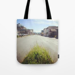 The Middle. Tote Bag