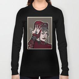 Armenian Woman Long Sleeve T-shirt