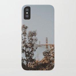 san francisco, california iPhone Case