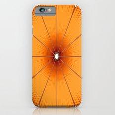 Orange Flower iPhone 6s Slim Case