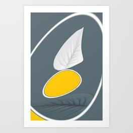 OVALINE Art Print